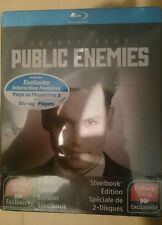 Public enemies future shop steelbook limited rare brand new and sealed
