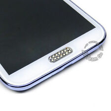 Swarovski's Crystals Home Button Sticker for Samsung Galaxy Note3 N9005 #usn2001