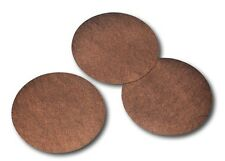 12 x Large Round Copper Disc's Perfect for IWS Inner Pots - New - Hydroponics