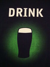Guinness St. Patrick's Day Party Irish Beer Drink Liquor Ireland T Shirt XL