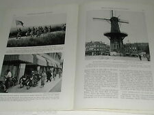 1940 magazine articles about the Netherlands FINLAND dikes people etc
