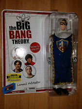 The Big Bang Theory Renaissance Faire Leonard as a Knight Action Figure