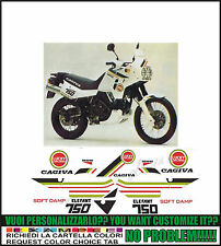 kit adesivi stickers compatibili  elefant 750 1988 lucky ex bifaro