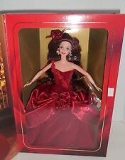 New Radiant Rose Barbie Doll Society Style Limited Edition 1996 Mattel 15140