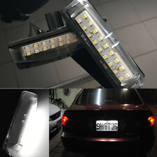 2PCS LED License Plate Light For Toyota Camry 2006 - 2013 2007 2008 2009 2010