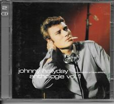 2 CD COMPIL 44 TITRES--JOHNNY HALLYDAY--ANTHOLOGIE VOL.1