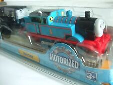 * Thomas & Friends Trackmaster Railway - Rare Motorized Thomas with Hector 3+ *