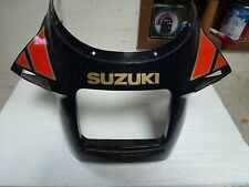 1986 Suzuki RG500, Nose fairing in Original Walter Wolf Paint