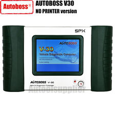 Original AUTOBOSS V30 Scanner Car Code Scanner Diagnostic Free update
