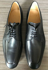 New BALLY SWITZERLAND NEWLAND APRON TOE DERBY Shoes size 12 $525