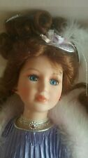 COLLECTIBLE MEMORIES PORCELAIN DOLL VERONICA LIMITED COLLECTORS EDITION