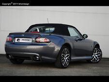 Spoiler posteriore sottoparaurti 'CALIFORNIA' MAZDA MX5 NC 2006- 2009
