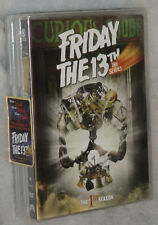 Friday the 13th Series Completo Season 1, 2, Sete cadaja de 3 DVD
