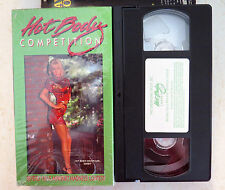 VHS: Hot Body Competition: Beverly Hills Miniskirt Madness Contest rare adult