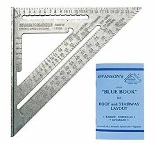 Swanson NA202 Metric Speed Square (Aluminum) Metric (25cm)