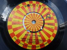 7'' Tommy James & The Shondells Ball Of Fire On Roulette In Ex (60s Pop; Beat)