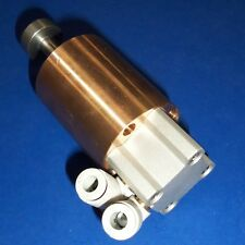 SMC SINGLE ROD DOUBLE ACTING COMPACT PNEUMATIC CYLINDER CQ2B16-5DM