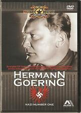 HERMANN GOERING NAZI NUMBER ONE DVD - THE MILITARY HISTORY COLLECTION