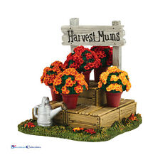 Department 56 Snow Village 4054212 Harvest Fields Mums New 2016