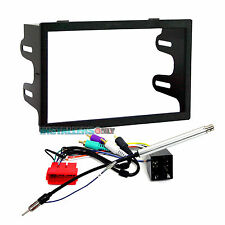 VOLKSWAGEN CAR RADIO DOUBLE/2/D-DIN STEREO INSTALL DASH KIT W/ WIRES 95-9012