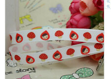 Little Red Riding Hood Ribbon 9mm wide