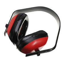 1PCS Boomstick Ear Muff Safety Hearing Noise Protection Gun Shooting Mower Red