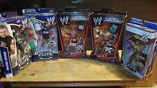 WWE Elite Shawn Michaels Triple H X-Pac Billy Gunn Rodd Dogg DX Generation NEW
