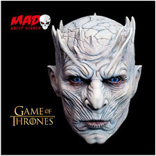 Official GAME OF THRONES Night King Latex Collectors Mask-TV Halloween Costume
