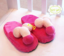 WOMEN S Novelty PENIS SLIPPERS FUNNY INTERTESTING GIFT April Fools great