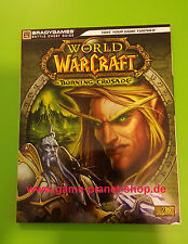 World of Warcraft Burning Crusade.Official Strategy LösungsbuchCodes Lösungsbuch