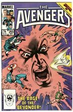 AVENGERS #265 (SECRET WARS II CROSSOVER)  SAL BUSCEMA NM CONDITION/9.0