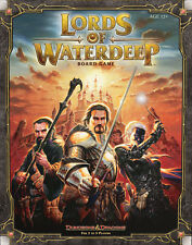 Dungeons & Dragons: Lords of Waterdeep Board Game WOC 38851