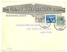 NEDERLAND 1938  GEILLUSTR. CV = FIRMA POTHOF LICHTENVOORDE = VW PR EX