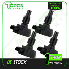 SET OF 4  Ignition coil  Coils For Mazda RX-8 N3H118-100B-9U UF501 C1459 IC023