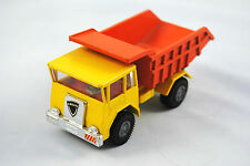 GAMA Old 927 FAUN Dumper Tipper Truck with Rear Tipper Made in Germany