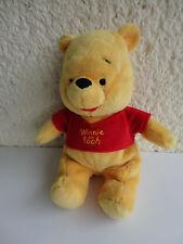 Disney Kuscheltier Plüschtier Bär Winnie Pooh ca. 30 cm.