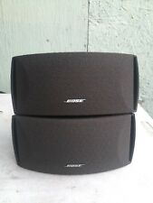 Pair of Bose AV3-2-1 Media Center Cinemate Speakers