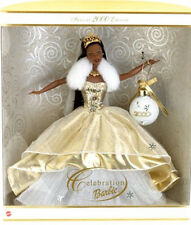 CELEBRATION 2000 HOLIDAY AFRICAN AMERICAN BARBIE 1st in Series    NRFB