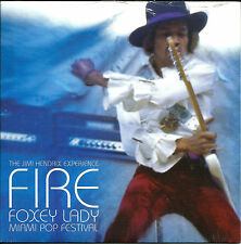 JIMI HENDRIX Fire & Foxey lady LIVE NUMBERD 7 INCH Vinyl Black Friday RSD SEALED
