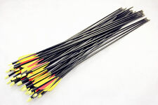 "30pk 32"" Fiberglass Arrows Archery Hunting Target Practice Arrows"