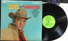 KLP117 - Elvis Presley - Elvis sings Flaming Star (INTS 1012) UK LP, rca 1969