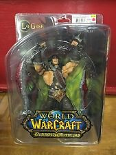 "2009 WORLD of WARCRAFT * SOTA * LO GOSH 7"" Action Figure * MIP"
