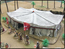 28MM LORDS/KNIGHTS TENT - 'PAINTED TO COLLECTORS STANDARD'