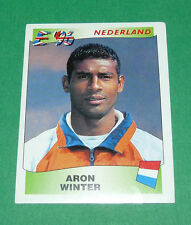 N°87 WINTER NEDERLAND PAYS-BAS PANINI FOOTBALL UEFA EURO 96 EUROPE EUROPA 1996