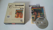 LUCAS ARTS - INDIANA JONES AND THE FATE OF ATLANTIS - PC - JEU BIG BOX COMPLET
