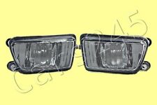 VW GOLF Mk2 Jetta 1989-92 Fog Driving Lights Clear PAIR
