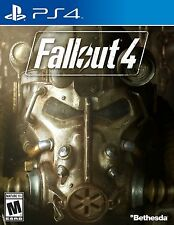 PS4 Fallout 4 Brand New Factory Sealed Playstation 4