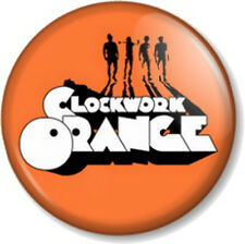 A Clockwork Orange Droogs 25mm Pin Button Badge Stanley Kubrick Anthony Burgess