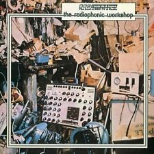 BBC RADIOPHONIC WORKSHOP-THE RADIOPHONIC WORKSHO NEW CD