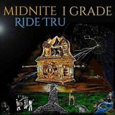 MIDNITE - RIDE TRU CD Virgin Islands Roots Reggae I-GRADE new release !